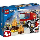 Autopompa con scala - Lego City (60280)