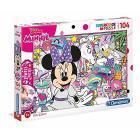 Minnie Happy Helpers Jewels Puzzle 104 pezzi (20154)
