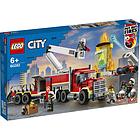 Unità di comando antincendio - Lego City (60282)