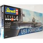 Nave Aircraft Carrier USS Forrestal 1/542 (RV05156)