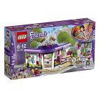 Il caffè degli artisti di Emma - Lego Friends (41336)