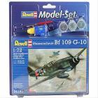 Aereo Messerschmitt Bf-109 1/72 (RV64160)