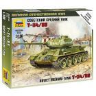 Carro armato T-34/85 1/100 (6160)