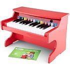 Piano elettronico rosso - 25 tasti (10160)