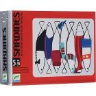 Sardines gioco di carte DJ05161
