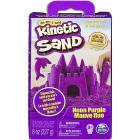 Kinetic Sand Confezione Base Viola, 227 gr (20080709)