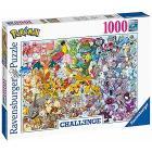 Puzzle 1000 pezzi Challenge Puzzle Pokemon (15166)
