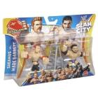 WWE Slam City Sheamus e Wade Barrett - Personaggi cartoni animati battaglia (BHK78)