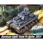 Carro armato German Light Tank Pz.Kpfw. 35(T). Scala 1/35 (AC13280)