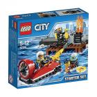 Starter set Pompieri - Lego City Fire (60106)