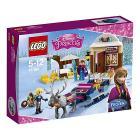 L'avventura sulla slitta di Anna e Krist - Lego Disney Princess (41066)