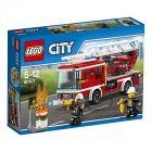 Lego City Fire 60107 - Autopompa dei vigili del fuoco