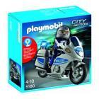 Motocicletta della Polizia GERM. (5180)