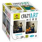 Crazy art memo. Memogame (8180)