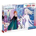 Jewel Puzzle 104 Pz Frozen 2 (20182)