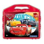 Valigetta Cubi 12 pezzi Cars (41185)