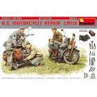 Meccanici motociclette esercito US 1:35 (MA35284)