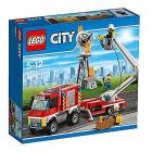 Camion vigili del fuoco - Lego City (60111)