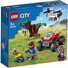 ATV di soccorso animale - Lego City (60300)