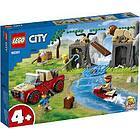 Fuoristrada di soccorso animale - Lego City (60301)