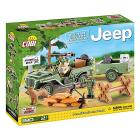 Jeep Willys MB & 1/4 Ton Cargo Trailer (24192 )
