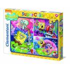 3x48 pezzi - Sponge Bob (25192)