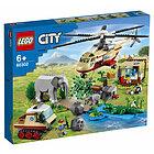Operazione di soccorso animale - Lego City (60302)