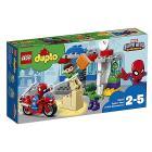Le avventure di Spider-Man e Hulk - Lego Duplo Super Heroes (10876)