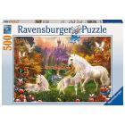Puzzle Unicorni 500 pezzi
