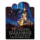 Star Wars - Classic - Adesivo Da Parete Gigante
