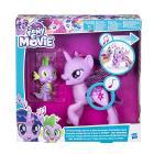 My litle pony sparkle spike