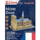 Puzzle 3D - Notre Dame (CW168-4)