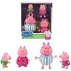 Peppa Pig Set Famiglia (PPC75000)