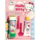 Bolle di Sapone e Bolle Cristall Hello Kitty