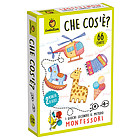 Che cos'è? Carte Montessori. Giochi di carte (8200)