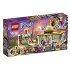 Il fast-food del go-kart - Lego Friends (41349)