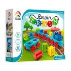 smart games- Blocchi Treno, 24x29x6 cm, SG040