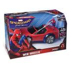 Auto Radiocomandata Spider-Man Web Wheelie (GG03202)