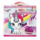 Super Album Disegno unicorno (F12203)