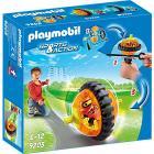Speed Roller Arancio con Robot (9203)