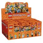Espositore Lego Minifigures serie 4. 60 bustine 16 personaggi - Lego Minifigures (4614583)