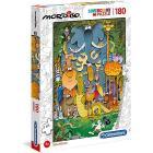 Mordillo Supercolor Puzzle, 180 Pezzi (29204)