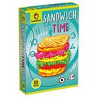 Sandwich time cards. Giochi di carte (82049)