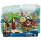 Disney Princess Vaiana Playset Maui
