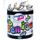 Stampo Graffiti (ALD-K205)