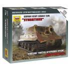 Carro armato Sturmtiger heavy assault gun 1/100 (6205)