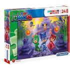 Puzzle PJ Masks 24 Maxi Pezzi (24205)
