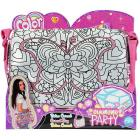 Color me mine Diamond Party Borsa Tracolla con 5 pennarelli (106372206)