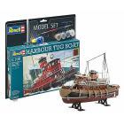 Nave Model Set Harbour Tug Boat 1/108 (RV65207)