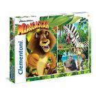 Madagascar Puzzle 3x48 pezzi (25207)
